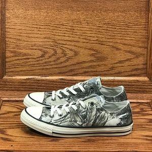 Converse CTAS Ox Dolphin Black Egret Shoes